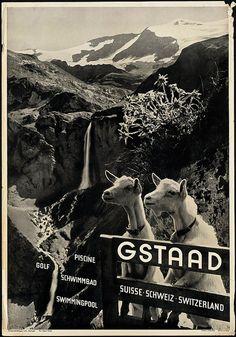 vintage tourism posters