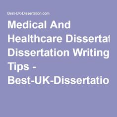 Best dissertation writing service uk jobs