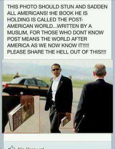 Obama's got to go!