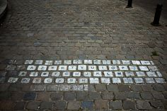 keyboard in Brussels