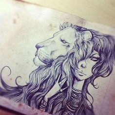 tattoo designs of lion - Google Search