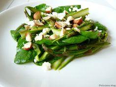 Delicious blog: Zelený chřest... jednoduše