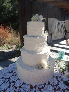 Wedding Cake Of The Month By Michelle S Bakery Redlands Https Aboutredlands Businesses 342 About Ca Pinterest