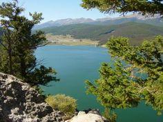 7..................Lake Dillon from Saphire Point @ Colorado Usa