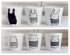 Jolies tasses