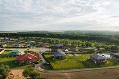 Коттеджный поселок Приволье  Цена участка от: 720 000 руб.