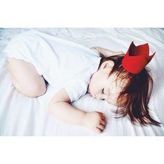 let her sleep ...❤❤❤