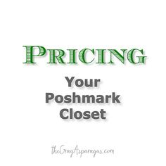 "A common question from Poshmark newbies and others looking to increase their sales: ""How do you decide on pricing?"" There are several different pricing strategies that I have tried. All have positives and negatives. I will review a few with you. Just remember… this is your item and you do not have to sell itRead more"