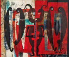 New work by Tony Abeyta at Blue Rain Gallery