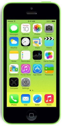 Apple Iphone 5C  green http://www.intomobilephones.co.uk/apple/iphone-5c/deals/green-colour/