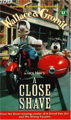 Nick Park | Wallace & Gromit in A Close Shave (1995)