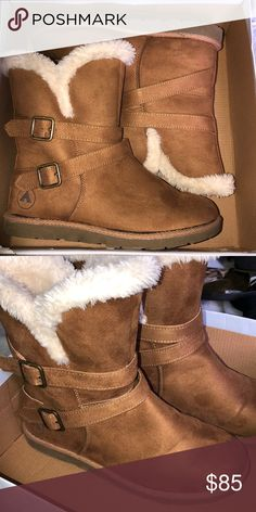 768532ea7fc 8 Best White snow boots images in 2014   Autumn winter fashion, Fall ...