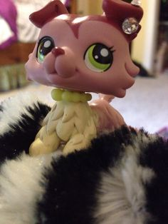 My LPS Collie, Rose Bud