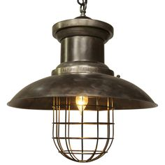 "Noir Lighting Topsie Pendant @LaylaGrayce  516 22.5""W x 22.5""D x 26""H Includes 6 ft of chain and 8 ft of cord"