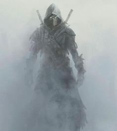 Assassin ninja Dungeons and Dragons character idea