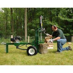 Surge-Master® Horizontal / Vertical Log Splitter