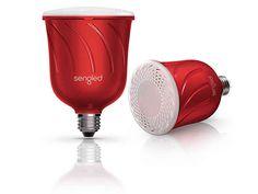 sengled Pulse - LED-Lampe inklusive Bluetooth Lautsprecher-System von JBL