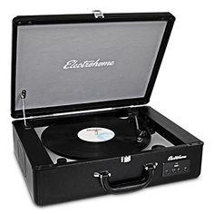 Electrohome Archer Vinyl Record Player Classic Turntable ... https://www.amazon.com/dp/B008YGH5LO/ref=cm_sw_r_pi_dp_x_PQL7xbE73K38V