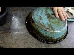 Elimina la grasa y el cochambre fácil y rápido ( SIN quimicos ) Los hobbies de Yola - YouTube