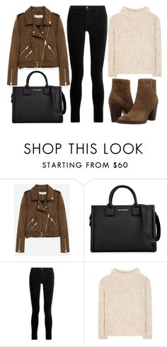 """""""street style"""" by sisaez ❤ liked on Polyvore featuring Freebird, Karl Lagerfeld, J Brand, Tom Ford and Sam Edelman"""