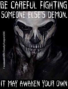 U've done fukd up when my Darkness Awakens!