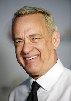 In news that will shock no one, The Harris Poll announced that Tom Hanks is America's favorite actor. Johnny Depp, Denzel Washington, John Wayne, and Harrison Ford also placed in the poll's Top 5. [Entertainment Weekly]