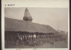 """Mission school in Bali - Cameroon."" - 1902"