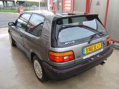 Corolla Twincam, Toyota Corolla, Toyota Fx, Toyota Starlet, Car Goals, Ae86, Japan Cars, Magazine Ads, Jdm Cars