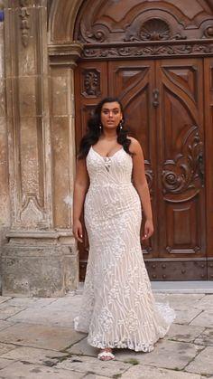 Custom Dresses, Satin Dresses, Bridal Dresses, Muslimah Wedding Dress, One Day Bridal, Plus Size Wedding Gowns, Curvy Bride, Dresses Short, Latest African Fashion Dresses