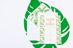 Buy Abigail Warner Tropical Personalised Day Invitations from our Notecards & Invitations range at John Lewis & Partners. Wedding Stationery, Wedding Invitations, Gold Pineapple, Leaf Prints, John Lewis, Note Cards, Big Day, Envelope, Tropical