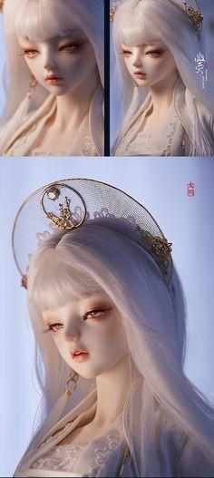 YouYing, Loong Soul Doll Girl - BJD Dolls, Accessories - Alice's Collections Source by blingbli Ooak Dolls, Blythe Dolls, Kokeshi Dolls, Beautiful Barbie Dolls, Pretty Dolls, Doll Hair Detangler, Bts Doll, Black Bratz Doll, Doll Drawing