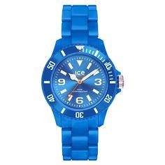 #IceWatch - Ice Solid - blue - unisex