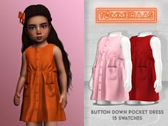 The Sims 4 Leila Earrings Toddler Cc Sims 4, Sims 4 Toddler Clothes, Sims 4 Cc Kids Clothing, Sims 4 Teen, Sims 4 Mods Clothes, Toddler Outfits, Kids Outfits, Sims Cc, Toddler Games