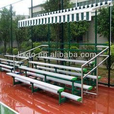 Metal bleachers soccer grandstand tiered seating outdoor bleacher tribune seating $20~$120