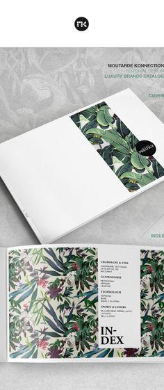 MK - Luxury Brochure on Behance … More