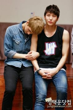 vixx ken & leo. They would make such a great couple if you ask me!
