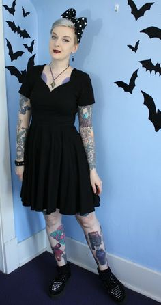 Coffin Kitsch: We'll Miss You #outfit #goth #eshakti