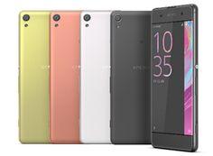 Sony Xperia XA Terbaru