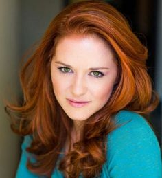 Sarah Drew (April Kepner) hair color and cut idea