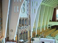 Oratoire St-Joseph   by colros Montreal Ville, St Joseph, Canada, Opera House, Architecture Design, Art Deco, Explore, Building, Photos