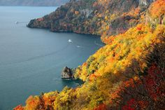 #Towada #Late #Fall