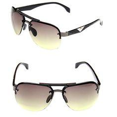 512a78833ff LeonLion 2018 Classic Vintage Sunglasses Man Driving HD Big Frame Sun  Glasses Women Brand Designer UV400 · Mostly Shades