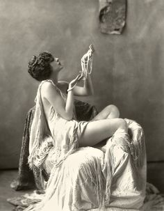 Lina Basquette 1920s Glamour