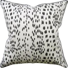 Les Touches Pillow – Greige Design