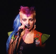 Pretty Pictures, Pretty Pics, Nina Hagen, Dream Pop, New Romantics, Post Punk, Glam Rock, Punk Rock, Nan Goldin
