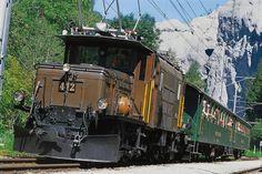 3-Tagesfahrt - Rhätische Bahn RhB