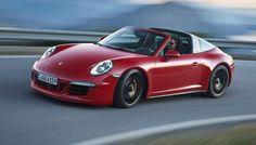 2017 Porsche 911 Targa 4 Concept