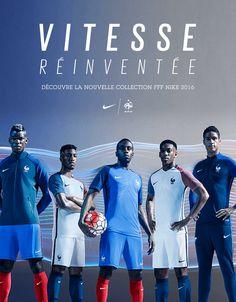 l'équipe de France pour l'UEFA Euro 2016 TM.
