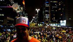 Brasil: manifestantes se reúnem contra o HC de Lula. Manifestantes já começam a se reunir na Avenida Paulista para protestar contra a possibilidade ds um habeas corpus preventivo ao ex-presidente Luiz Inácio Lula da Silva. O pedido do petista para não ser preso após condenação em segunda instância será julgado amanhã p