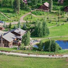 Luxury Ranch Vacation At Vista Verde Colorado Usa One Of Ranches Ultimate Vacations